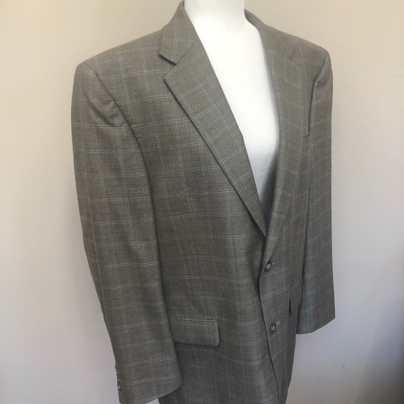 Austin Reed Suits Blazers Mens Austin Reed Plaid Sport Coat 42 Poshmark